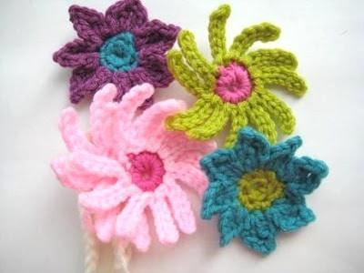 Baby Headband With Flowers Free Crochet Pattern Crochet Dreamz