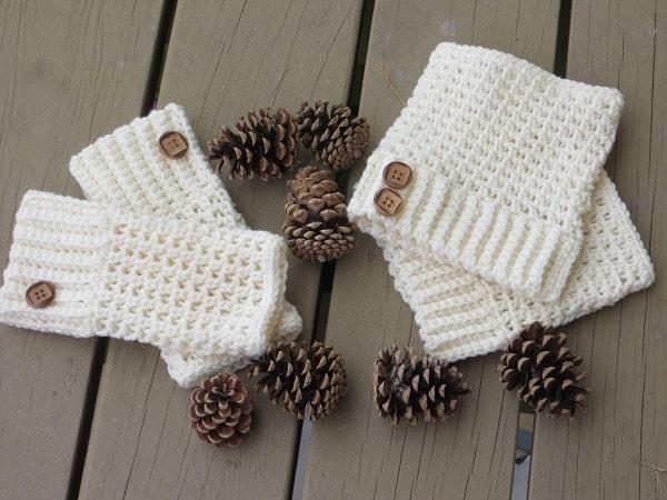 Crochet Fingerless Gloves Free Pattern Crochet Dreamz