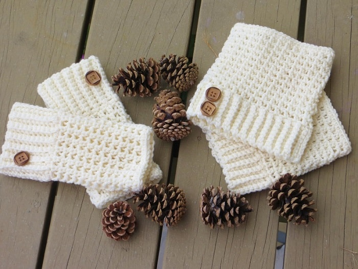 Brooklyn Boot Cuffs Free Crochet Pattern Crochet Dreamz