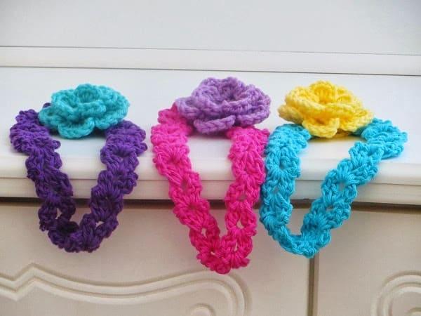 Arianna Headband Free Crochet Pattern For Spring Crochet Dreamz