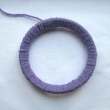 Recycled Crochet Bag Handle
