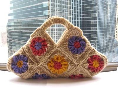 Floral Bag Pattern