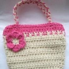 Artsy Crochet Bag