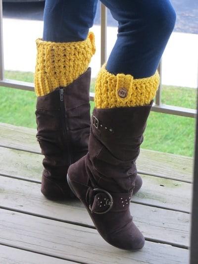 Bailey Boot Cuffs