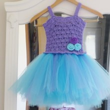 Tutu Dress- Newborn to 10 Years- $5.50