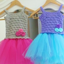 Tutu Dress- Baby to 10 Years- $5