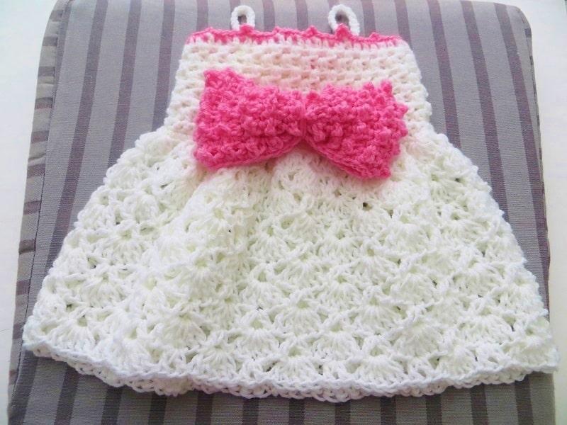 Little Bow Peep Dress- Newborn to 2 Years- $5