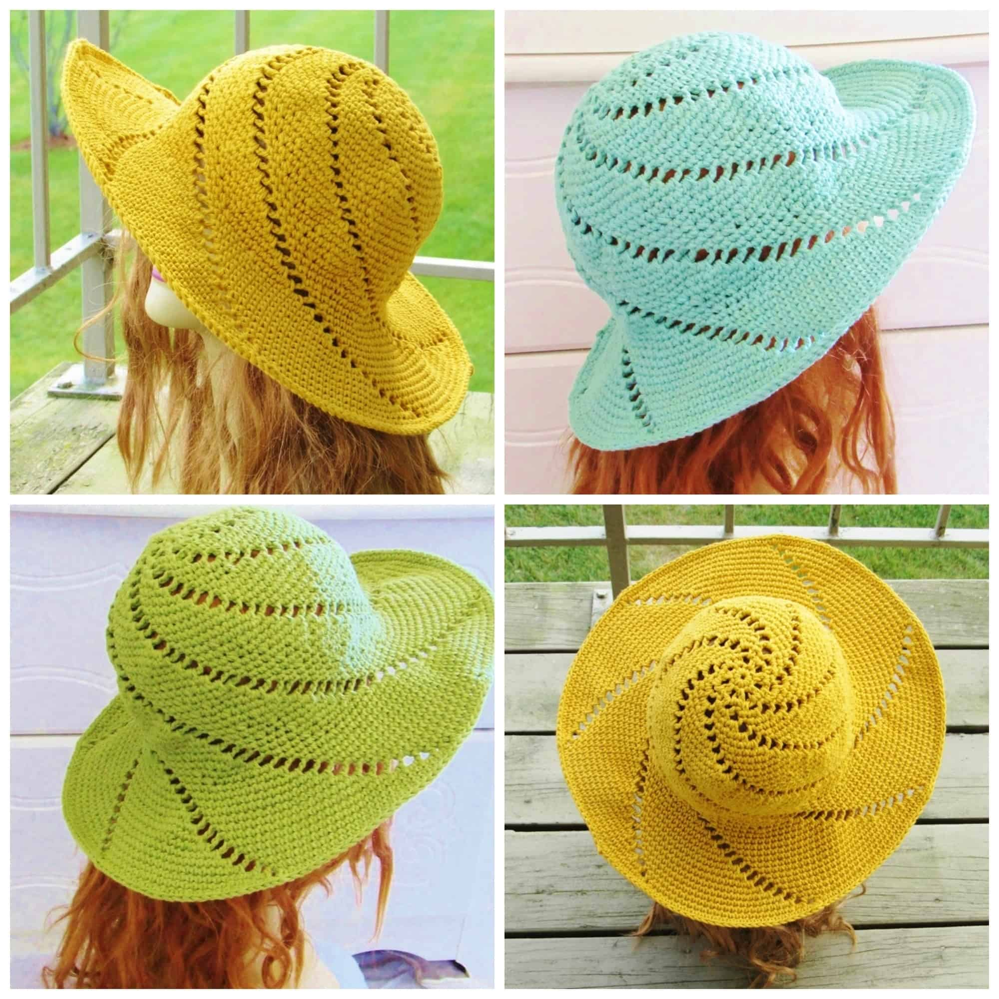 Sunsational Sun hat- Baby to Adult