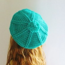 Brittney Beret- 3 Months to Woman- $5