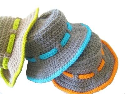 Boys Sun Hat- Newborn to 10 Years- $5.5