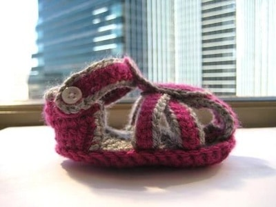 Casual Sandals - 6 to 12 Months - $5