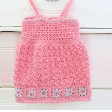 Baby Dress Pattern- Newborn to 2 Yrs