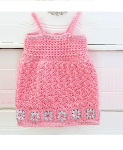 Baby Dress Pattern- Newborn to 2 Yrs