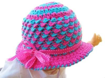 Diva Hat - Newborn to Woman - $5