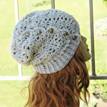 Messy Bun + Slouchy Hat- Toddler to adult- $5.50