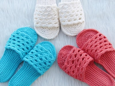 Woman's Slipper Pattern