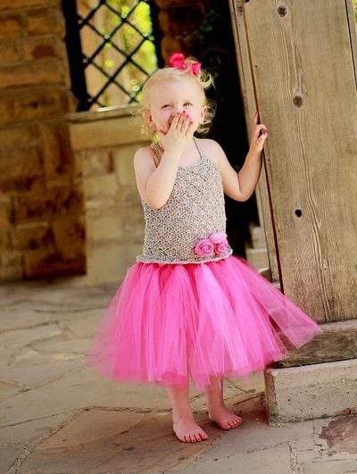 Tutu Dress- Baby to 10 Years- $5