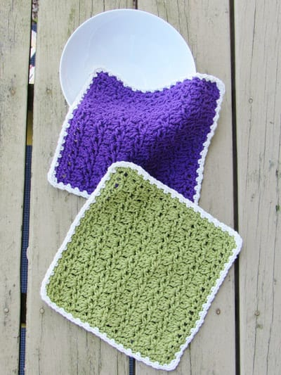 Textured Dish Cloth