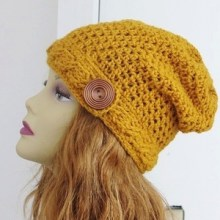 Sydney Slouch Hat- Baby to Woman- $5