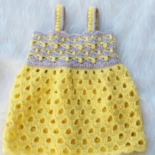 Sunshine Baby Dress Pattern - $5.50