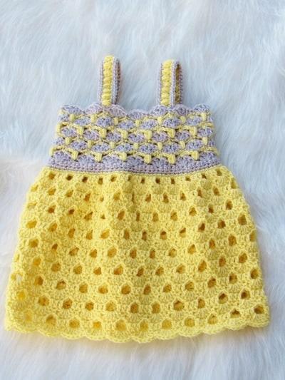 Sunshine Baby Dress Pattern - $5.50