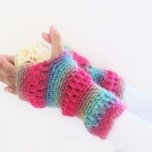 Boutique Fingerless Gloves