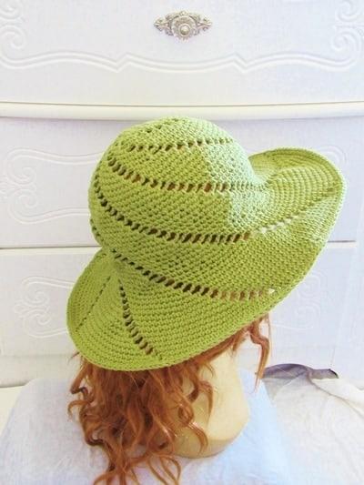 Sunsational Sun Hat