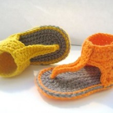 Gladiator Sandals for Baby - 0-12 Months- $5.50