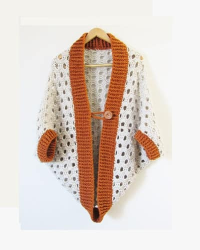 7 Hour Cocoon Cardigan- Sizes XS to 2XL- $5.50