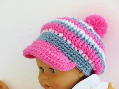 Taylor Newsboy, Sizes 0-3 months to Woman- $5