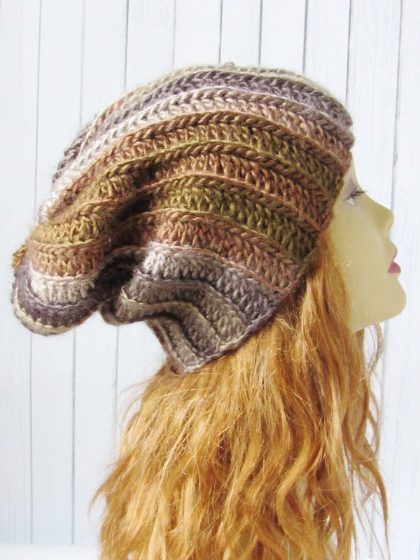 Free And Easy Crochet Hat Pattern Harper Beanie Crochet Dreamz