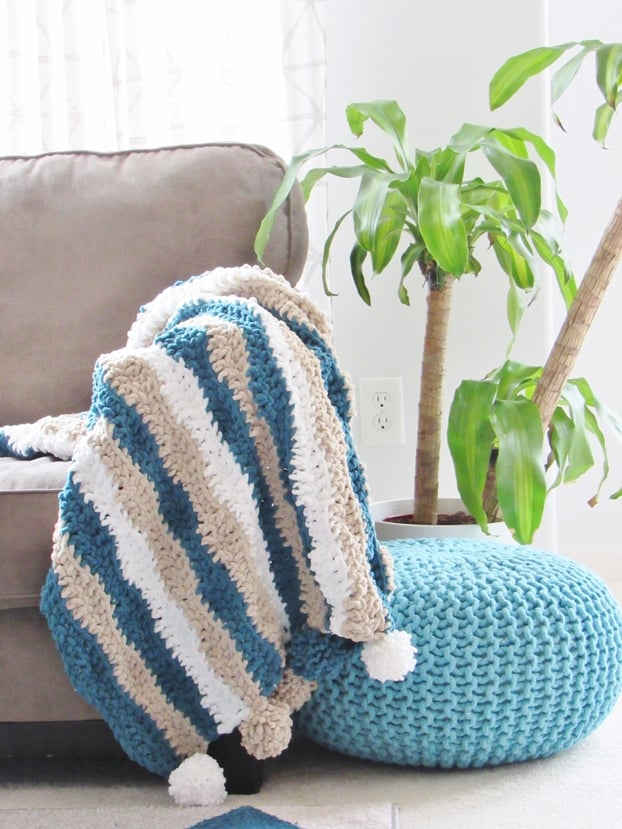 Easy Crochet Blanket For Beginners Crochet Dreamz