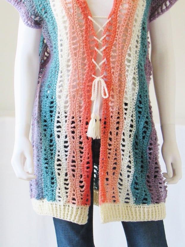 Free Crochet Kimono Pattern Kylie Kimono Crochet Dreamz