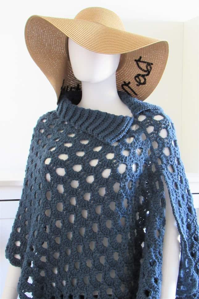 Crochet Summer Cover Up Pattern