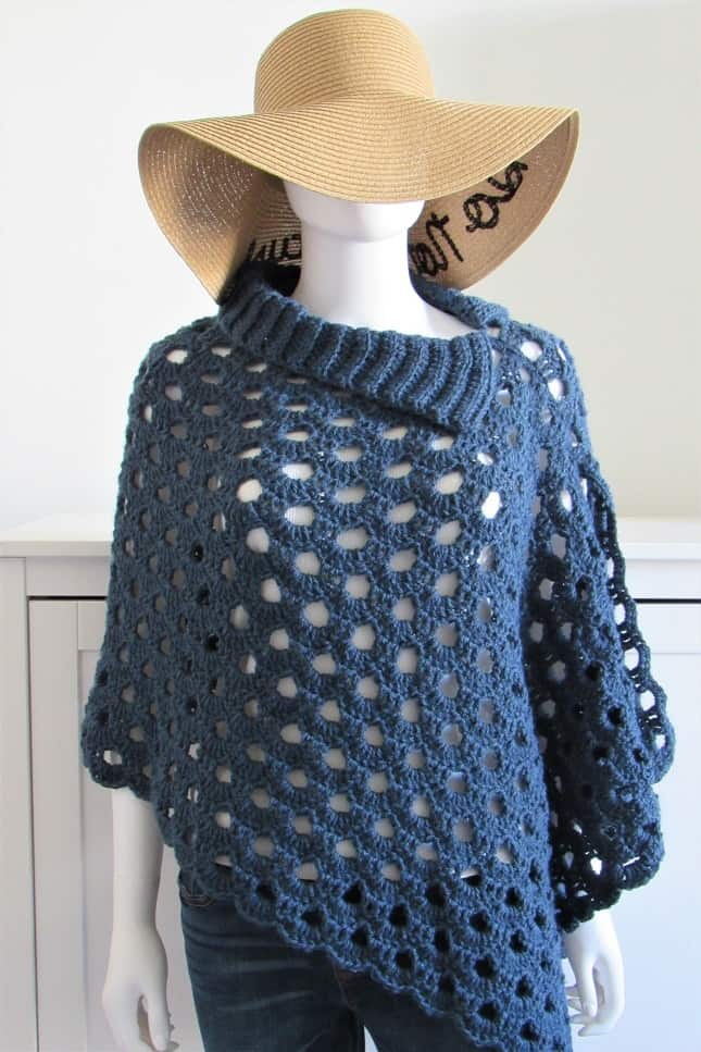 Crochet Cover Up Pattern