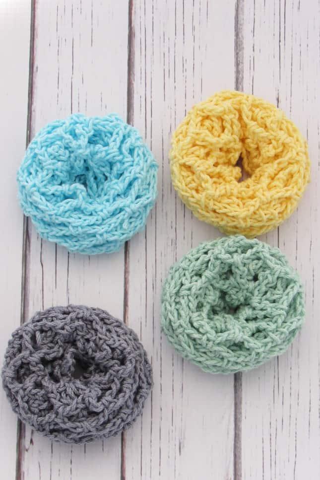 Crochet Kitchen Scrubbie