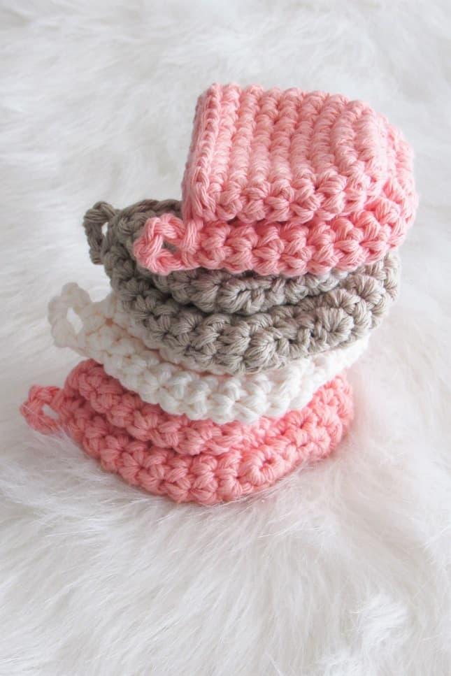 The Best Crochet Pot Holder Pattern