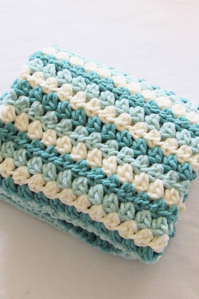baby blanket crochet
