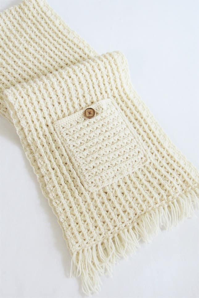 Crochet Boho Shawl Pattern Free