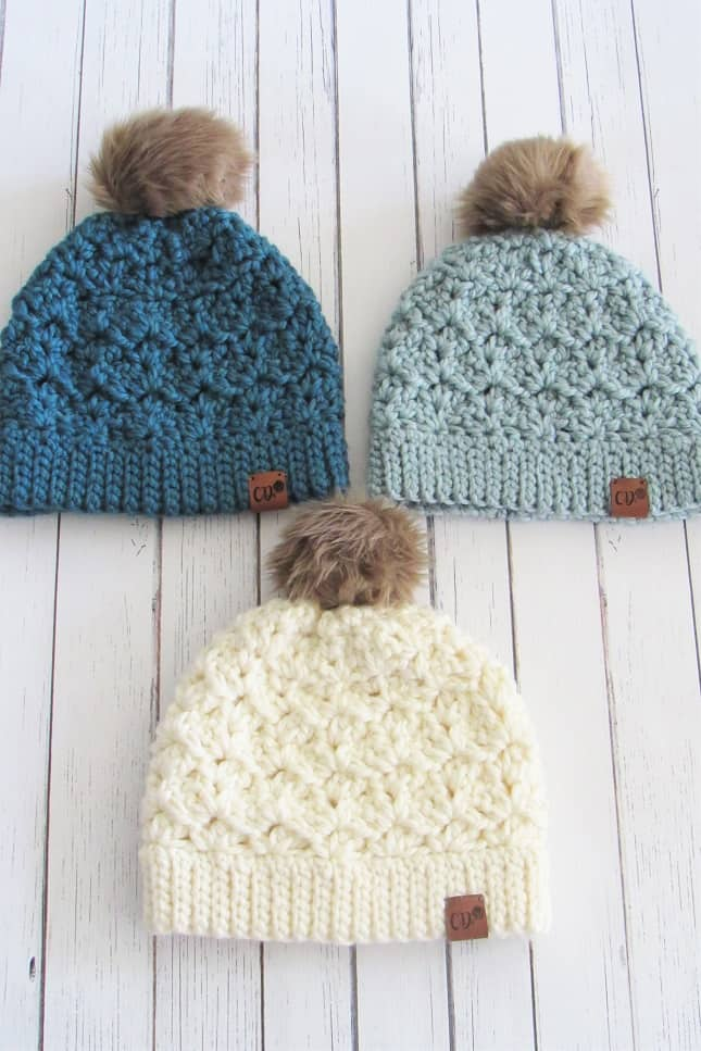 Diy crochet hat idea