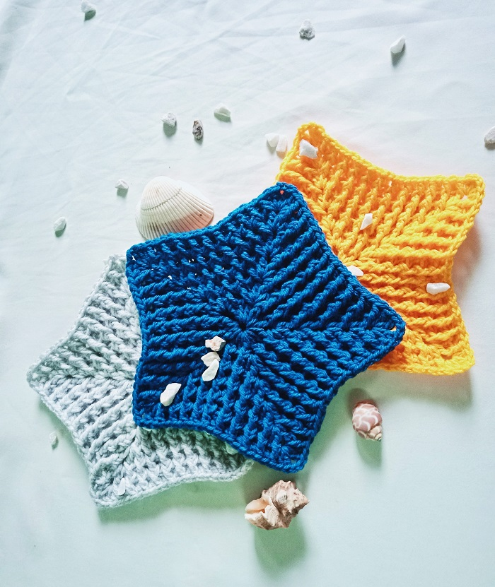 Easy Crochet Washcloth